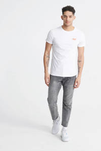Superdry T-shirt wit, Wit