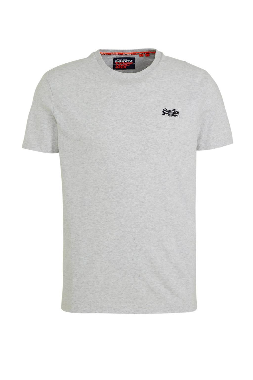 Superdry T-shirt ecru, Ecru