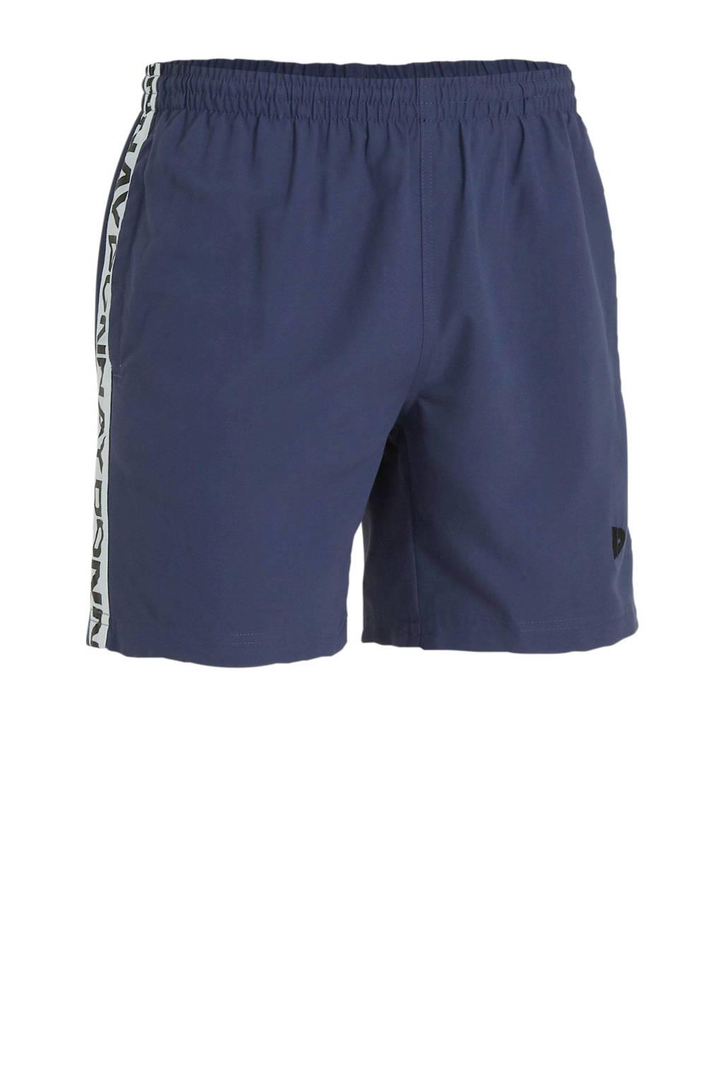Donnay   sport/zwemshort blauw, Blauw