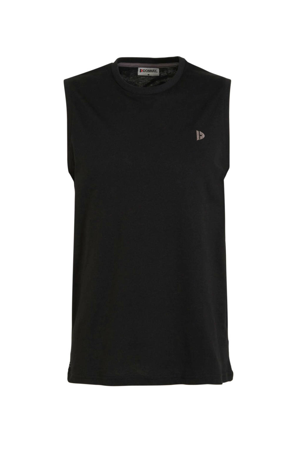 Donnay   sportsinglet zwart, Zwart