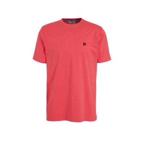 Donnay sport T-shirt koraalrood