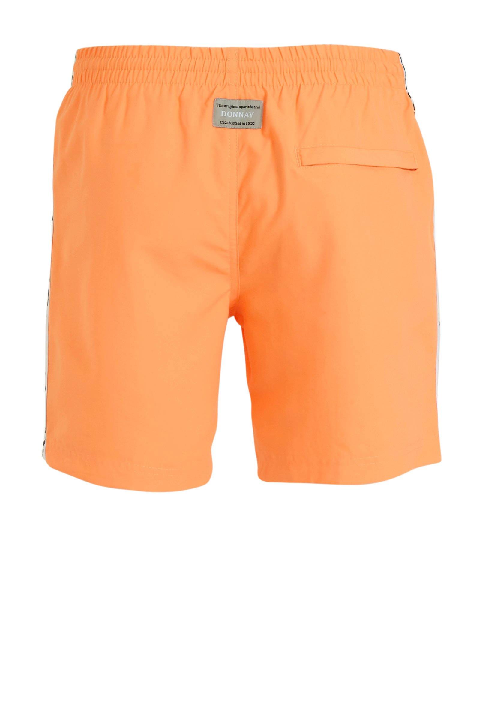 sportzwemshort oranje