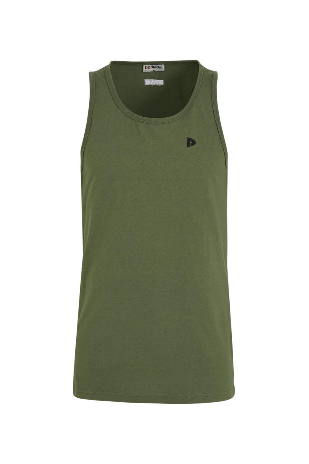 Donnay   sporttop groen, Groen