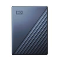 WD My Passport for Mac 2.5 inch 2TB Type C harddisk, Blauw