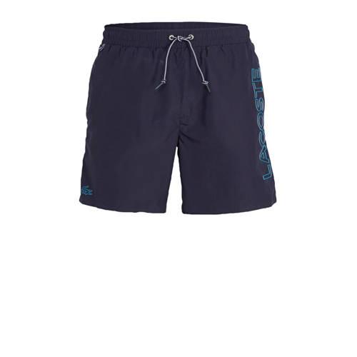 Lacoste zwemshort donkerblauw