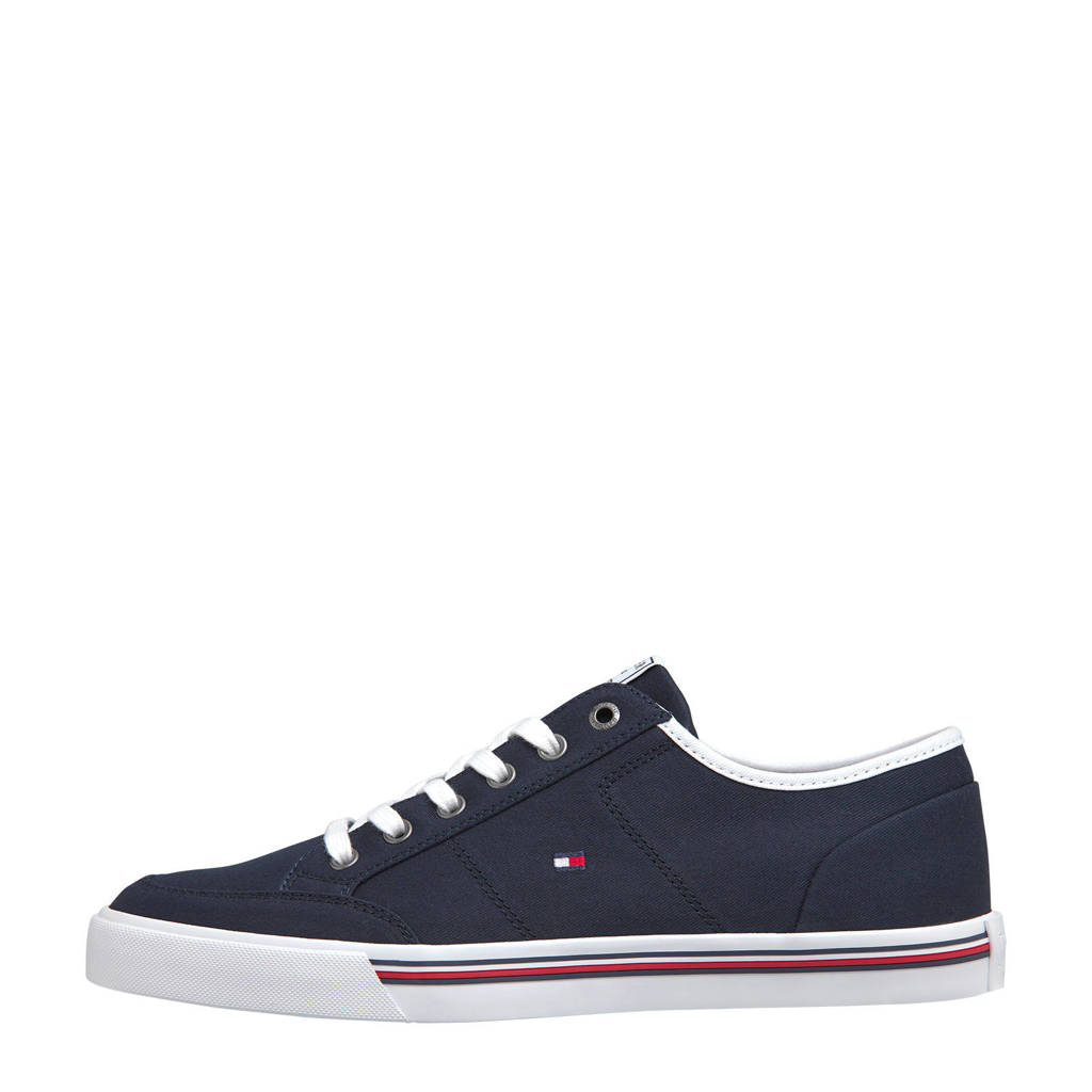 Tommy Hilfiger Core Signature  sneakers donkerblauw, Donkerblauw