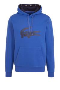 Lacoste   hoodie blauw, Blauw