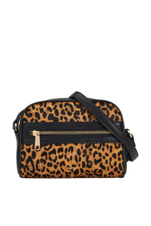 panterprint crossbody tas