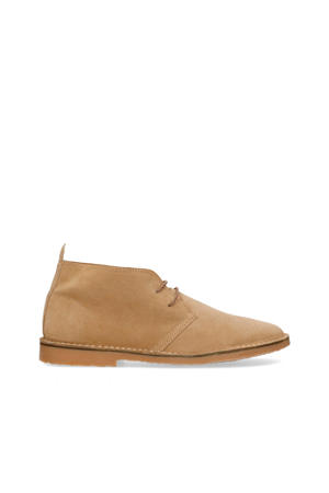 suède desert boots beige