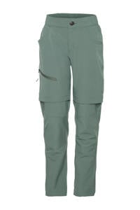 Scapino Mountain Peak kids afritsbare outdoorbroek mintgroen, Mintgroen
