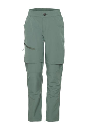 kids afritsbare outdoorbroek mintgroen