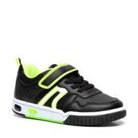 Scapino Blue Box   sneakers zwart/groen, Zwart/groen
