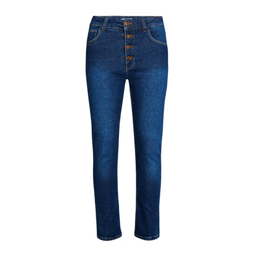 Fabienne Chapot cropped high waist skinny jeans He