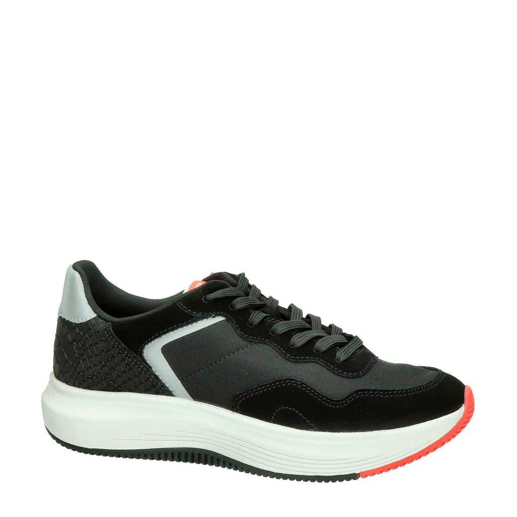 Tamaris   sneakers zwart, Zwart