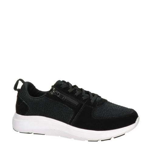 Vionic Remi su??de sneakers zwart