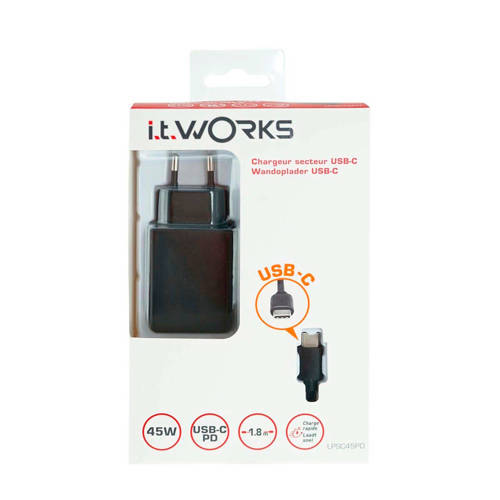 It-Works 6 laptop lader