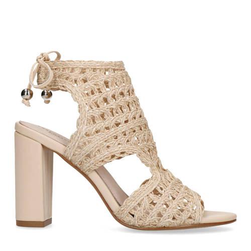 Sacha sandalettes beige