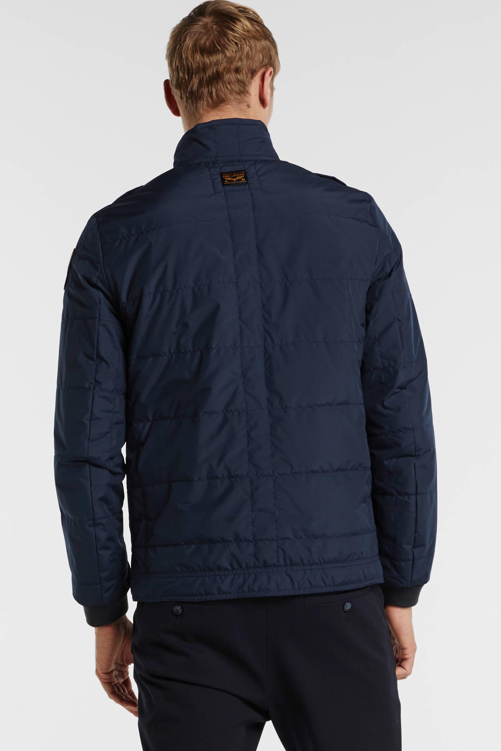 PME Legend zomerjas donkerblauw | wehkamp