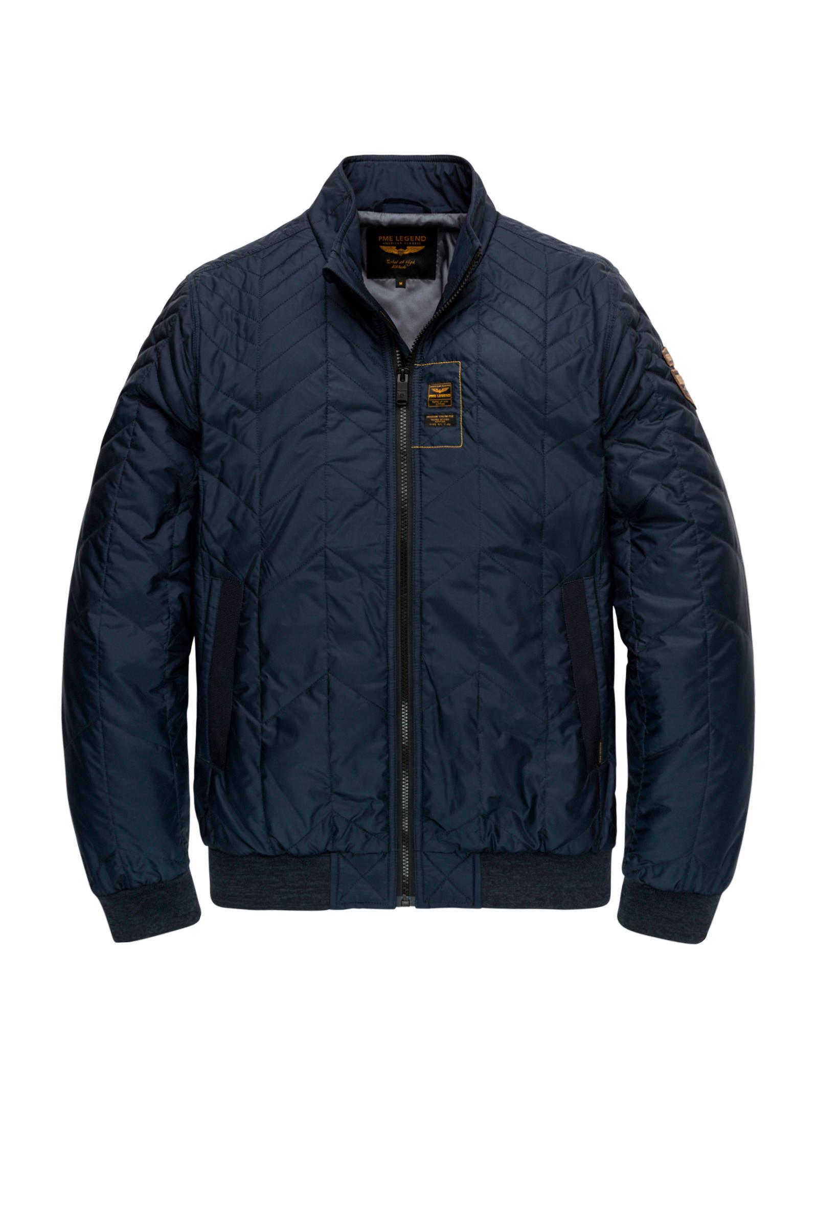 zomer jas donkerblauw