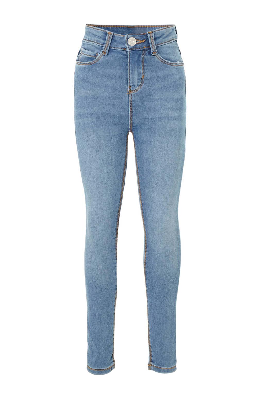 C&A Here & There skinny jeans light denim, Light denim