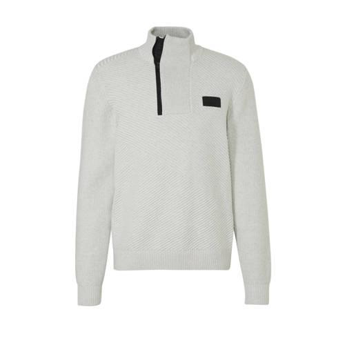 C&A Angelo Litrico sweater met printopdruk ecr