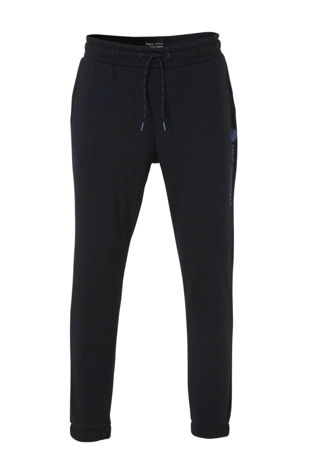 C&A regular fit joggingbroek donkerblauw, Donkerblauw