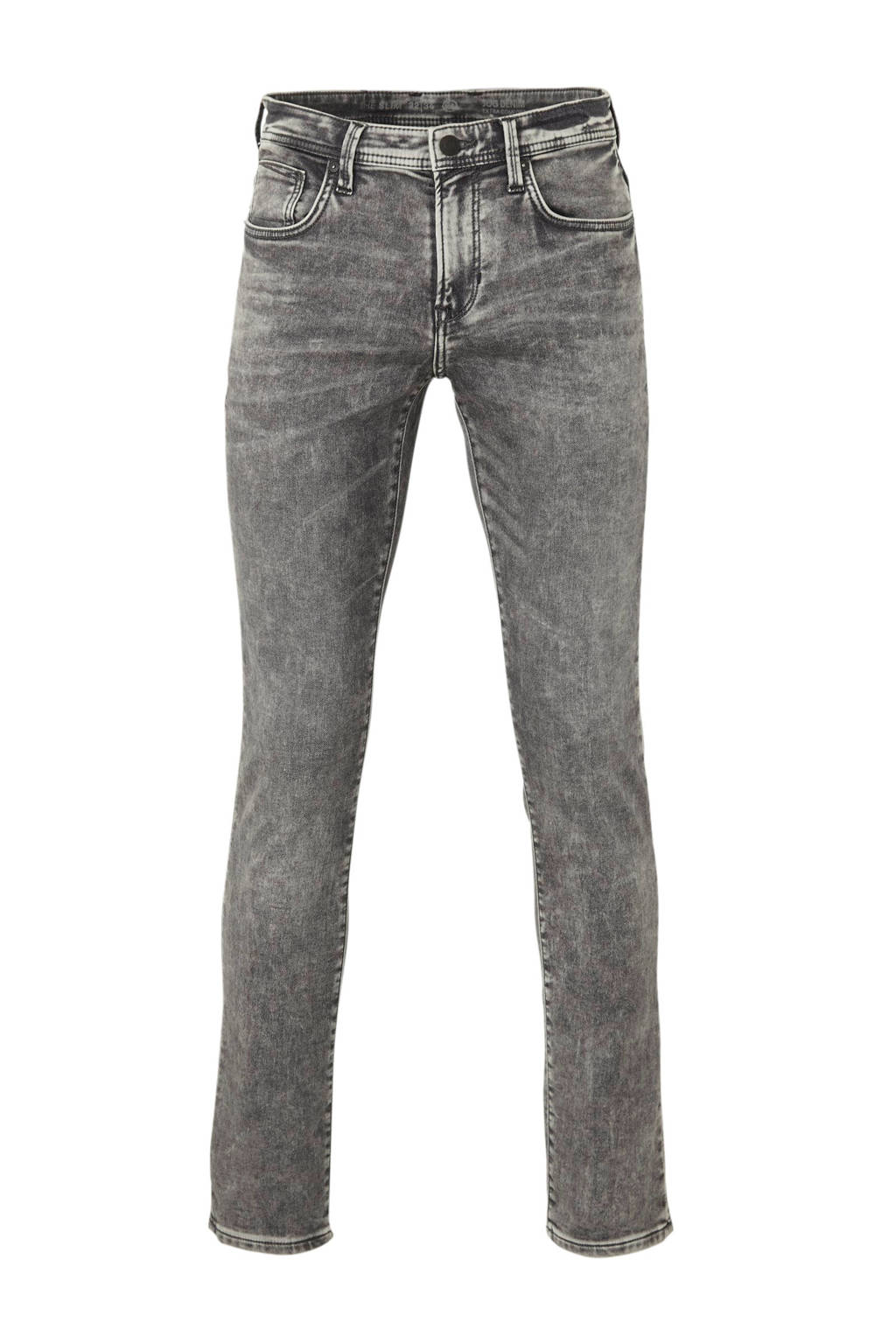 C&A regular fit jog denim grijs, Grijs