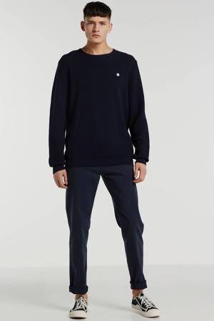 +size sweater marine