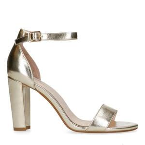sandalettes goud