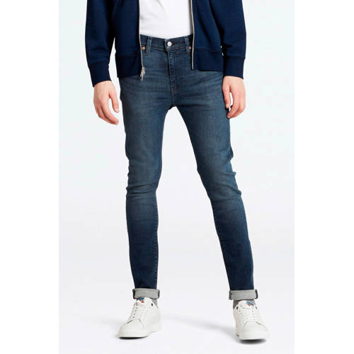 Levi's super skinny jeans 519 sage overt