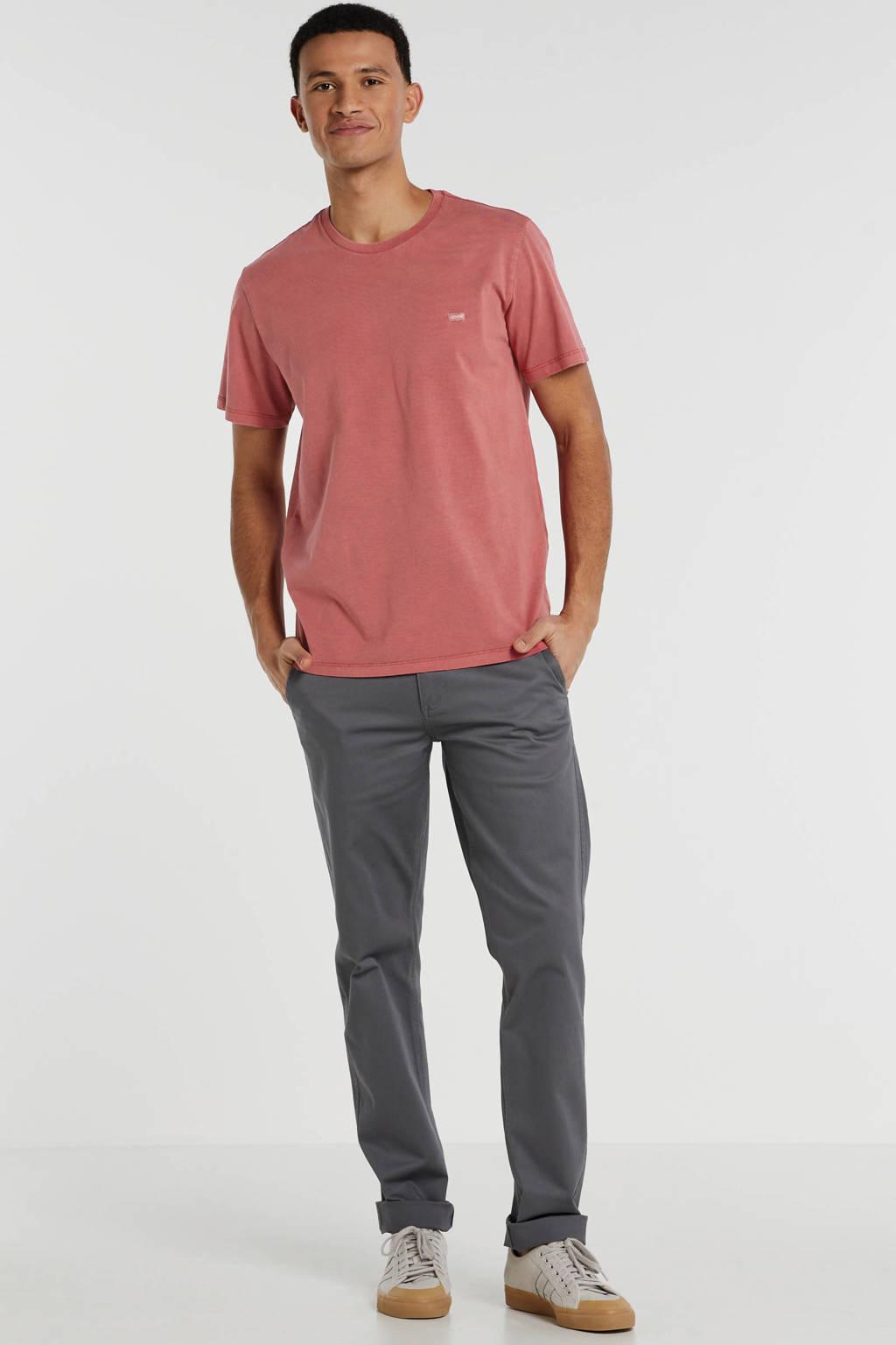 Levi's T-shirt oudroze, Oudroze
