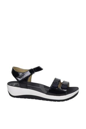Napoli  sandalen donkerblauw