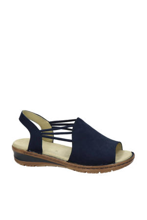 Hawaii  sandalen donkerblauw