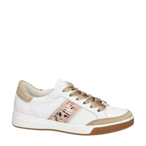 Ara comfort sneakers wit/multi