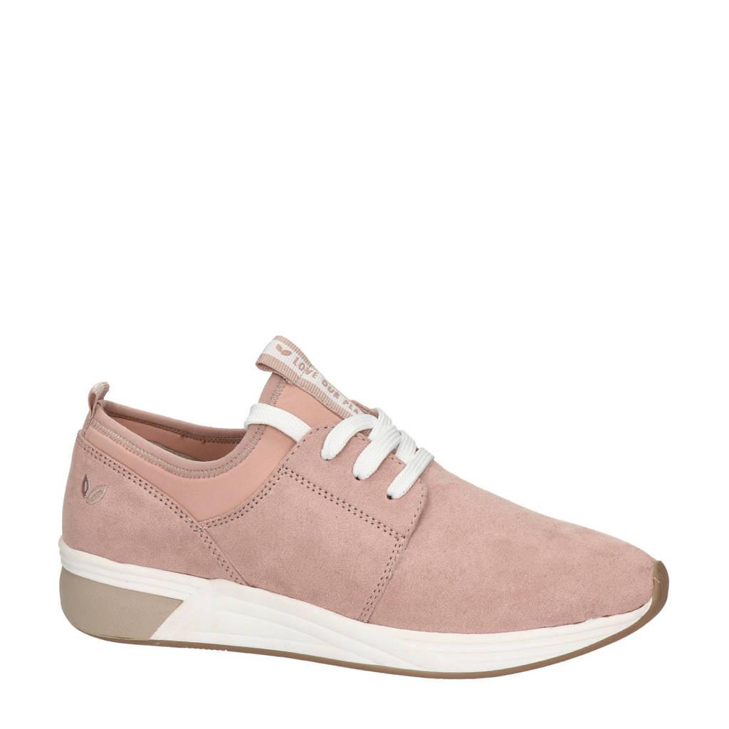 Marco Tozzi   sneakers roze, Roze