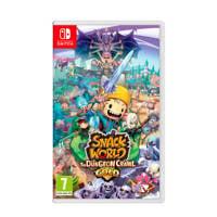 Snack World Gold Editie (Nintendo Switch), -