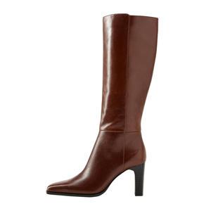 leren laarzen bruin