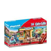 Playmobil City Life  Pizzeria met terras 70336