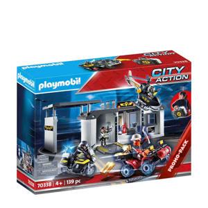 Playmobil City Actio Meeneem SIE-centrale