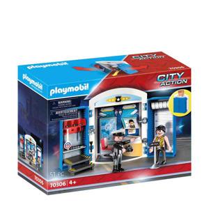 Playmobil City Actio Speelbox Politiestation 70306