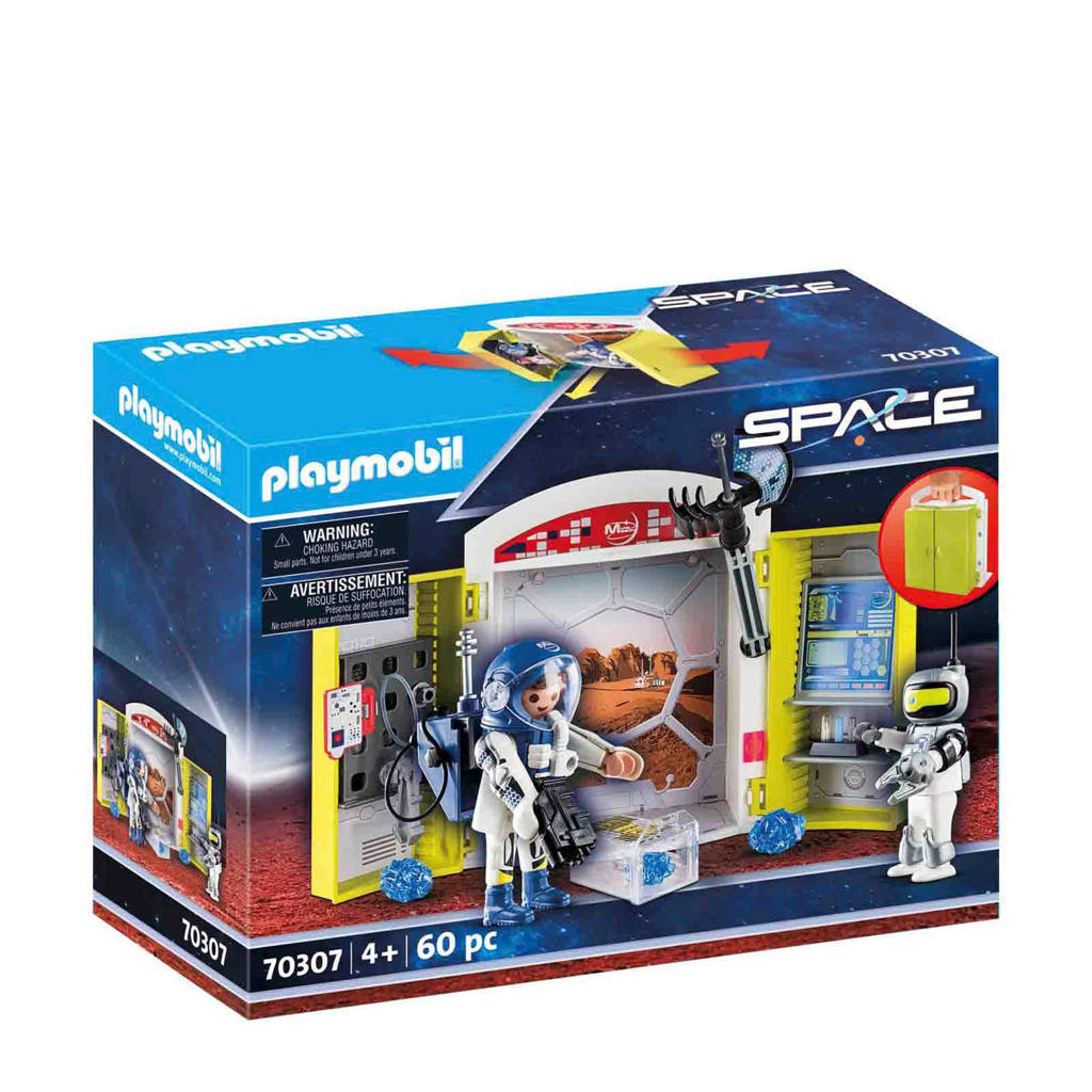 Playmobil Space  Speelbox Ruimtestation 70307
