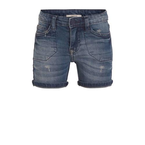 Noppies jeans bermuda Jotown met all over print da