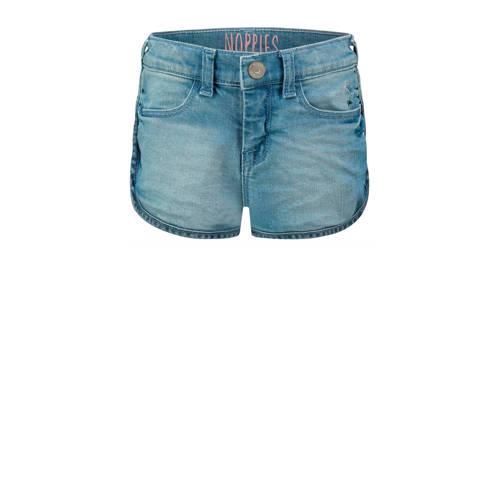 Noppies jeans short Cobleskill light denim stonewa