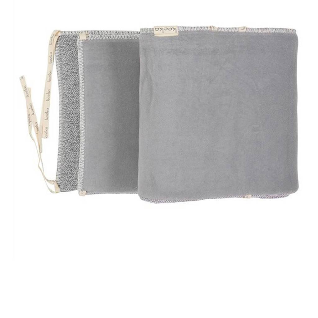 Koeka Vigo boxbumper Sparkle Grey