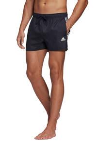 adidas Performance zwemshort 3-Stripes donkerblauw, Donkerblauw
