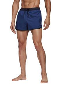 adidas Performance zwemshort blauw, Blauw / Zwart