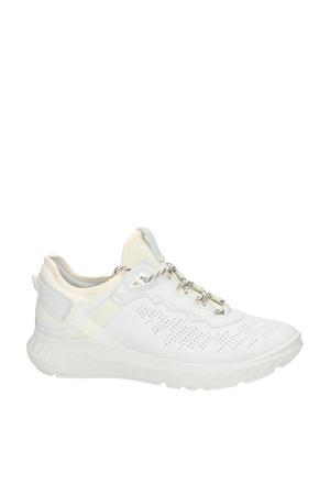 ST.1 Lite  leren sneakers wit/ecru