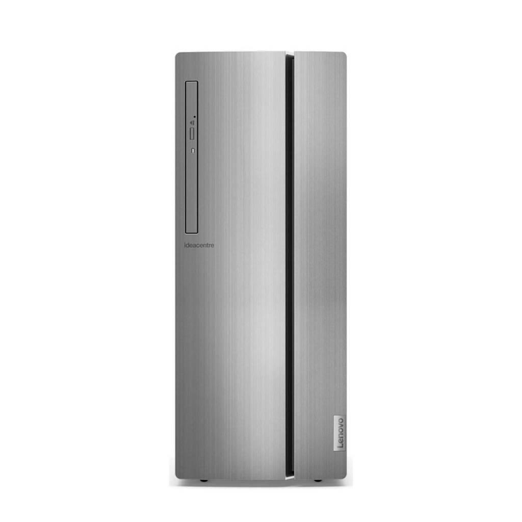 Lenovo IC 510-15ICK desktop, Zwart, zilver