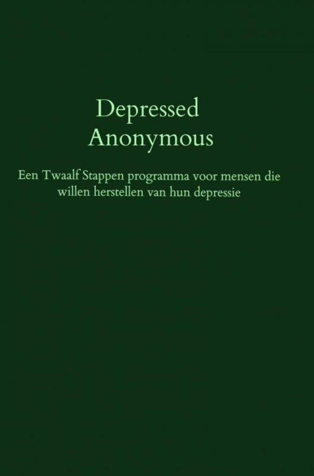Depressed Anonymous - Hugh Smith