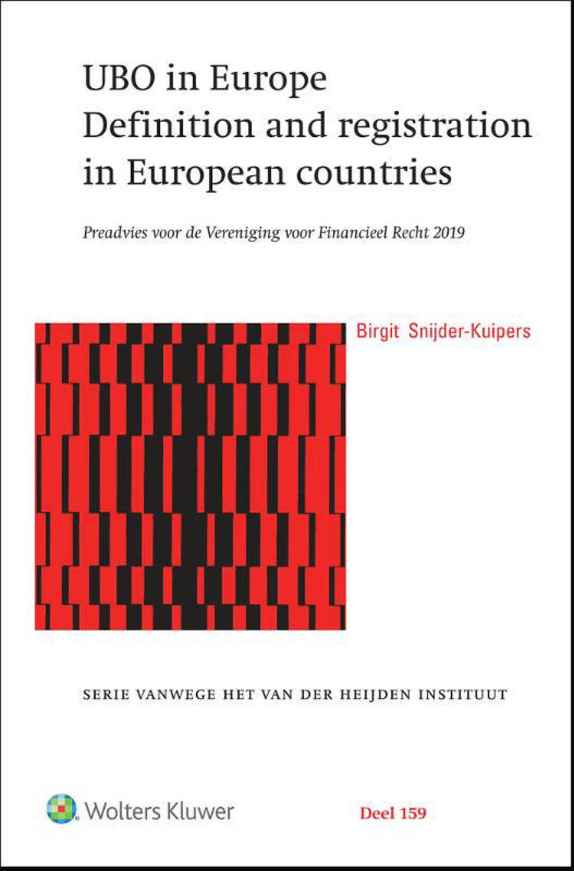 UBO in Europe - Birgit Snijder-Kuipers